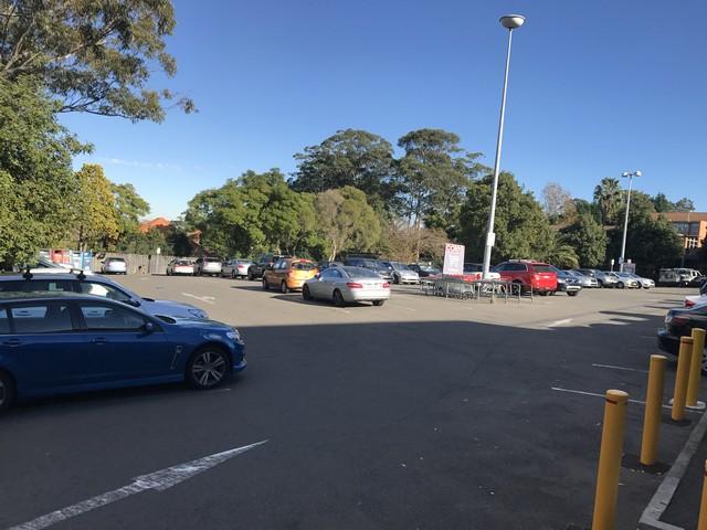 Coles Car Park