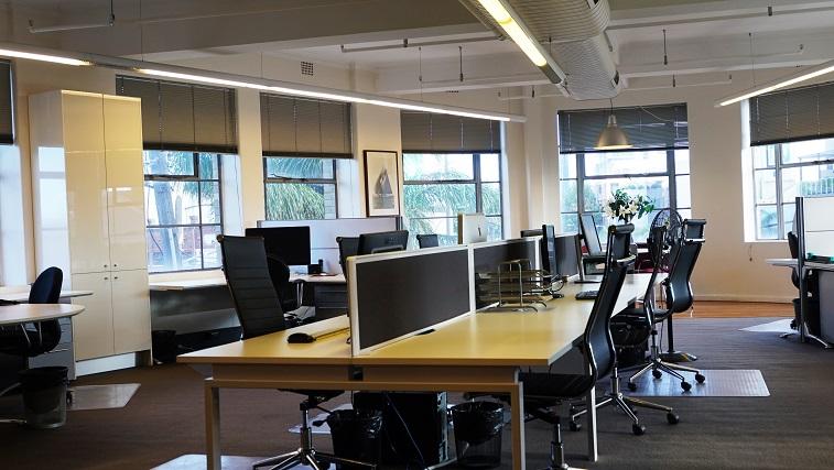 internal work stations