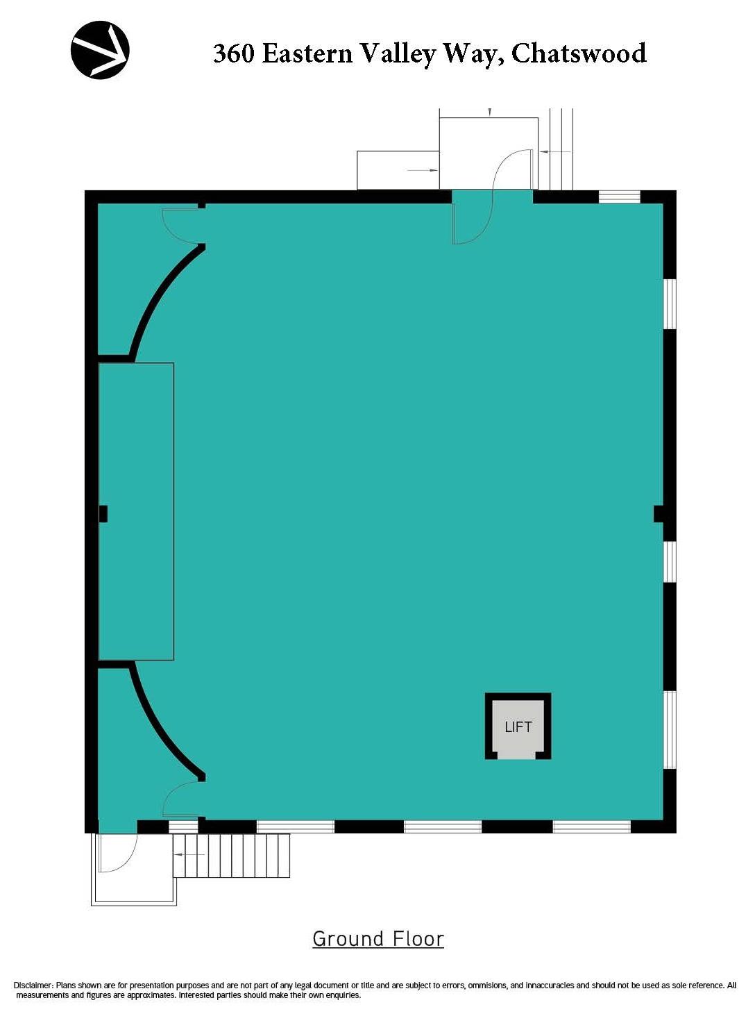 360 EVW Ground Floor