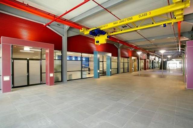 Ground floor arcade web picture